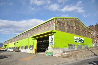 サイクルセンター黒田の8千坪もの巨大な新ヤード